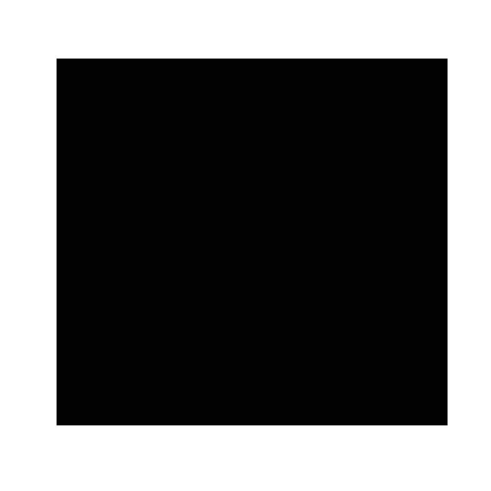 Black rabbit logo black