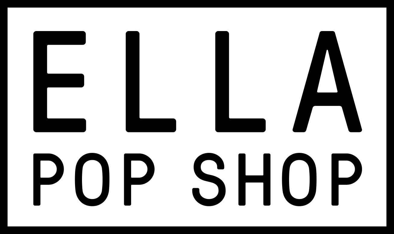 Ella pop up shop logo