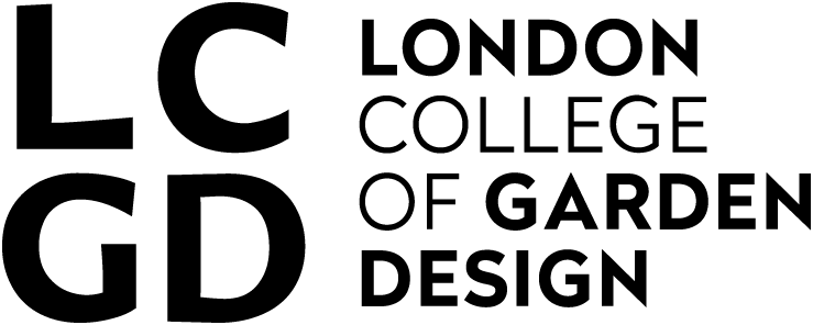 London college of garden design logo
